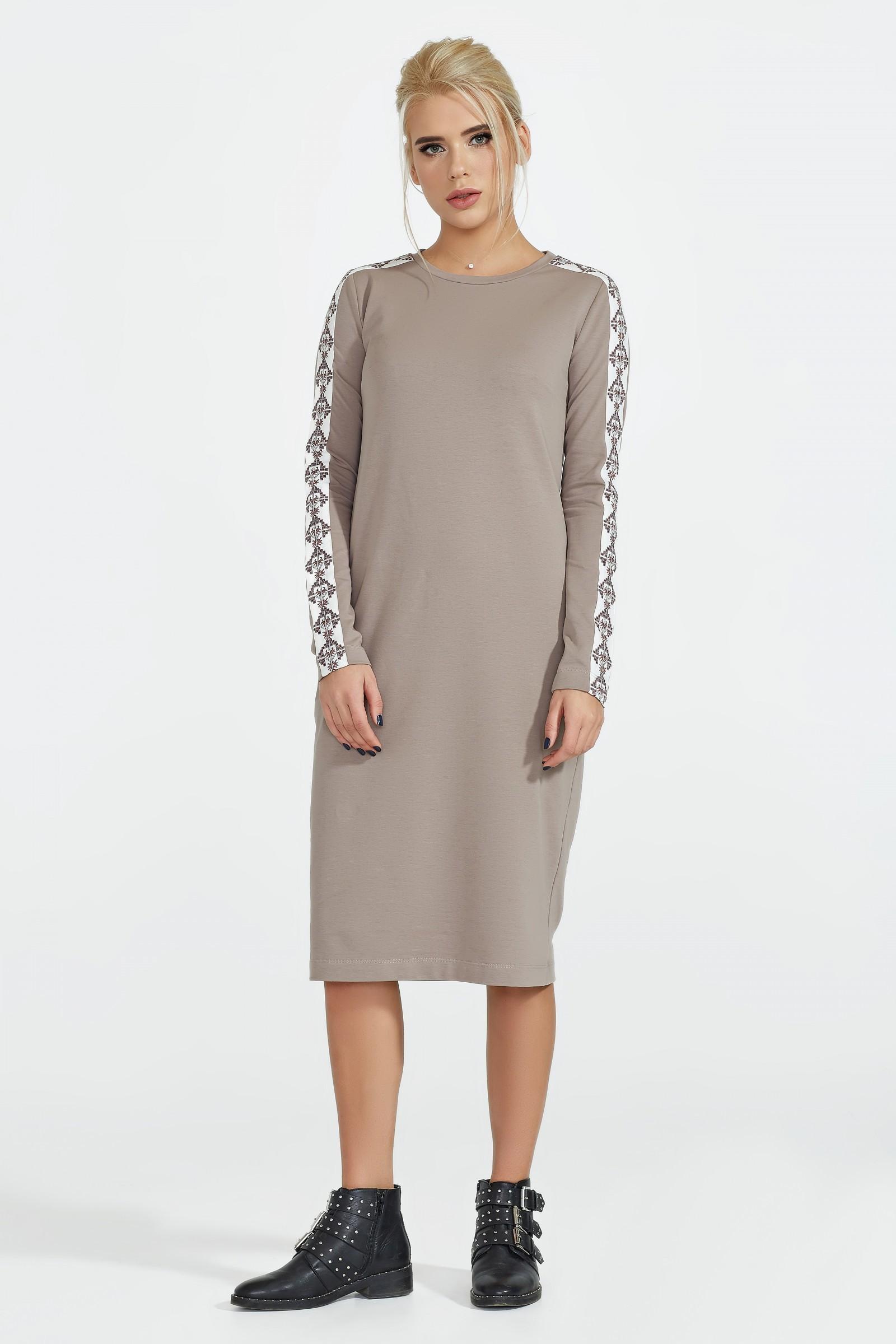 Трикотажные платья интернет
