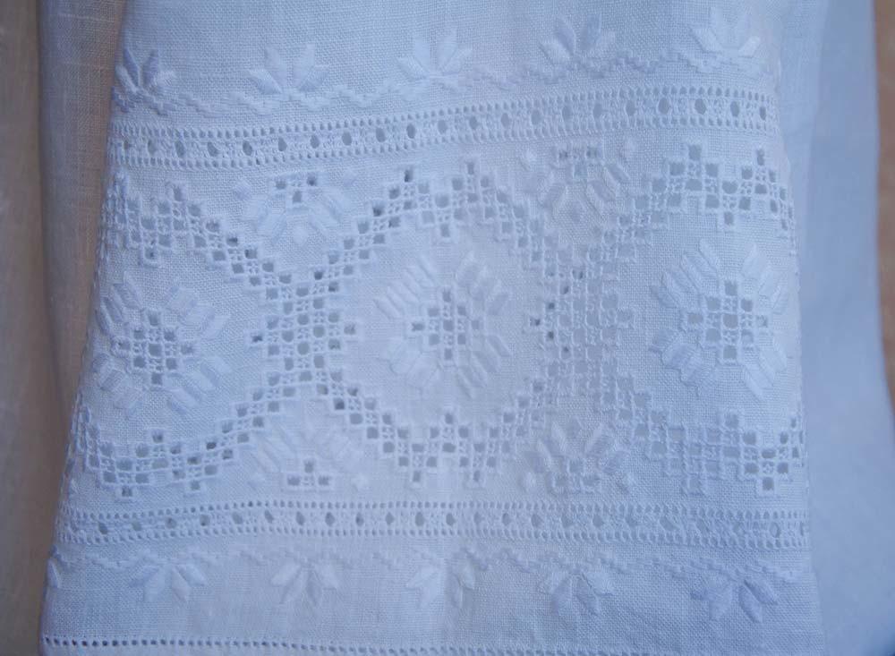 Схемы для вышивки гладью белым по белому