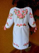 Вишите дитяче плаття