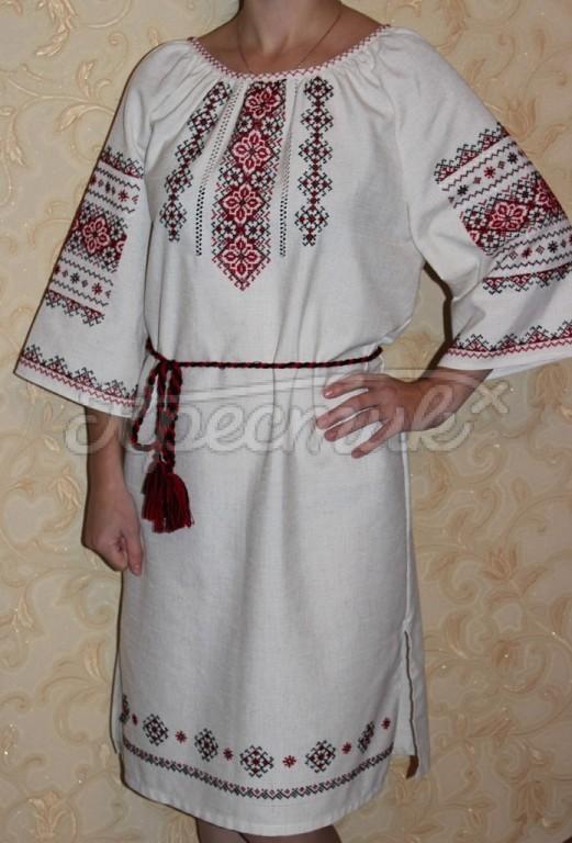 Сукня вишиванка з традиційним орнаментом c9c1ab08c41fe