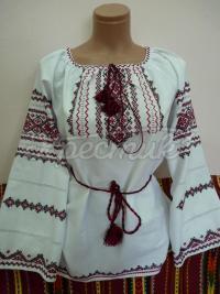 """Жіноча вишиванка з довгим рукавом """"Україночка"""""""