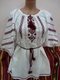 """Стильна традиційна жіноча вишиванка """"Княжна"""""""