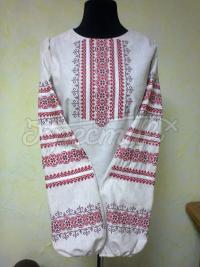 Женская вышиванка Вираж фото