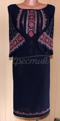 """Жіноча вишита сукня """"Традиція"""" фото"""