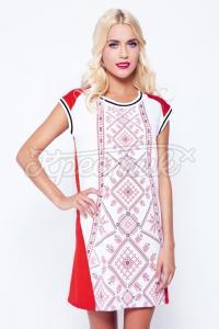 Стильне плаття вишиванка купити Київ.