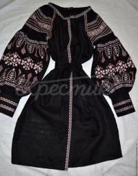 """Жіноча вишита сукня """" Магічна сила"""" купити"""