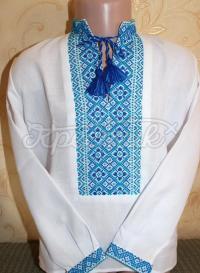Українська вишиванка підліткова на хлопчика купити