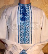 "Українська вишиванка  на хлопчика "" Небо"" купити"