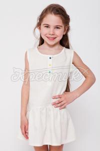 Дитячий літній сарафан фото