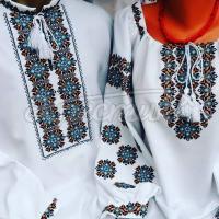 """Парні вишиванки """"Натхнення"""" фото Київ"""