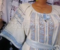 Жіноча вишита сукня ручної роботи