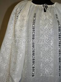 Женская вішиванка на ткане марлевке купить