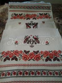Вишитий весільний рушник купити Київ