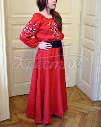 """Женское платье """"Модный стиль"""" фото"""