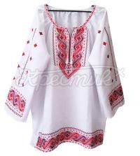 Женская рубашка вышиванка купить