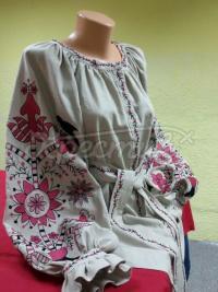 Женская вышитая блузка Бохо фото