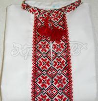 Українська вишиванка підліткова на хлопчика 10-12 років