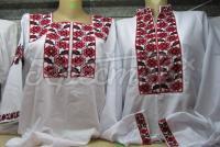 Красиві українські вишиванки для сімейної пари купити Київ
