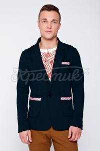 Чоловічий піджак з вишивкою купити Київ