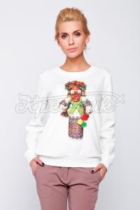 Свитшот, украинская народная одежда