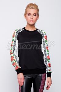 Женский свитшот - купить украинскую одежду