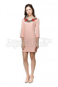 Платье розовое купить
