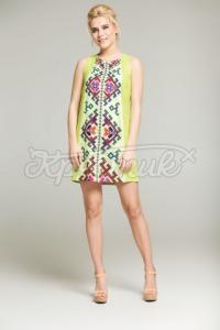 Льняна сукня придбати