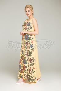 Шифонова сукня придбати