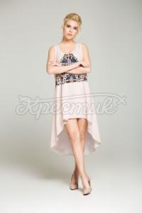 Сукня з креп-шифону придбати