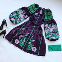 """Жіноча вишита сукня """"Лісова фея"""" купити"""