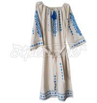 Ошатне українське плаття з вишивкою купити Київ