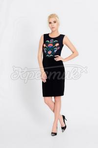 Вишукана чорна сукня придбати