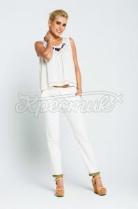 Жіночі брюки на літо фото