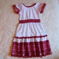 Дитячі вишиті сукні різні моделі