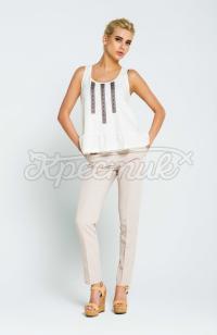 Легкі жіночі літні брюки фото