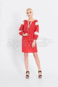 Льняне плаття придбати