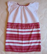 Детское платье вышиванка купить