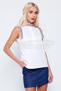 Замовити вишиту сучасну блузку Київ.