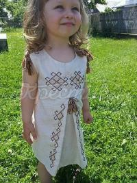Дитяче оригінальне платтячко