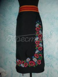 Украинская юбка женская