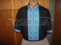 Чоловіча сорочка вишиванка літня