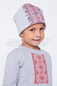 Дестская шапка з орнаментом купити Київ