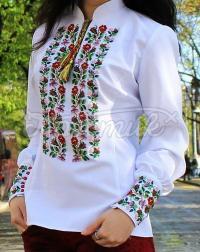 Свякова Буковинська вишиванка ручної работи купити Київ