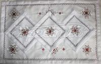 Скатертина та серветки на стіл - комплект