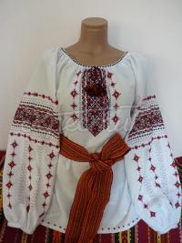 """Жіноча вишиванка """"Свято осені"""" фото"""