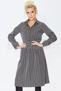 Вишукане плаття яскравого кольору фото