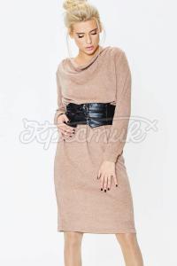 Гарна сукня вільного крою фото