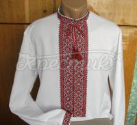 Мужская сорочка вышиванка украинская