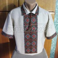 Чоловіча футболка вишиванка