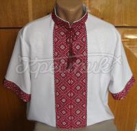 Красивая мужская вышиванка Киев